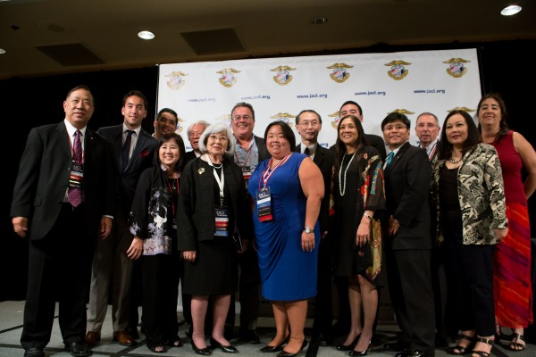 JACL National Convention National Board