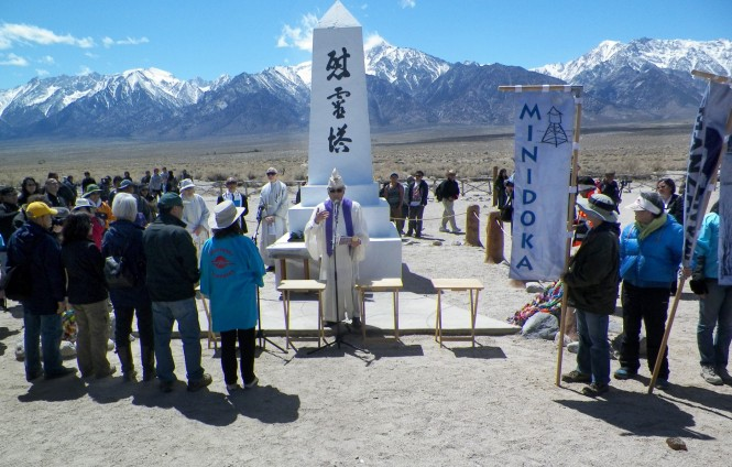 Participants Pay Homage to the 45th Annual Manzanar Pilgrimage