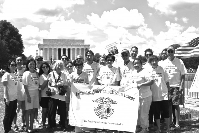 JACL Looking for Nisei Injured in 1965 Alabama Voting Rights Demonstrations