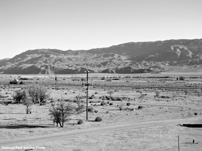 The Threat to Manzanar's Historical Viewshed