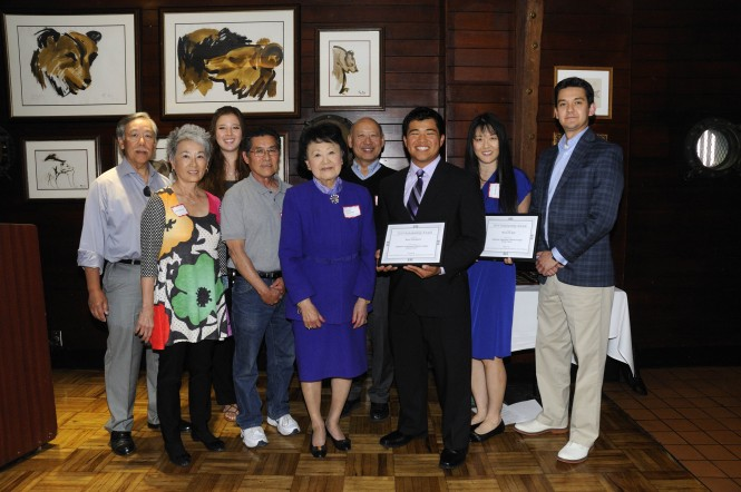 Berkeley JACL Awards Three Scholarships and Honors Pioneer Recipients