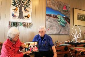Grace and Yosh Nakamura will celebrate their 64th wedding anniversary this year.