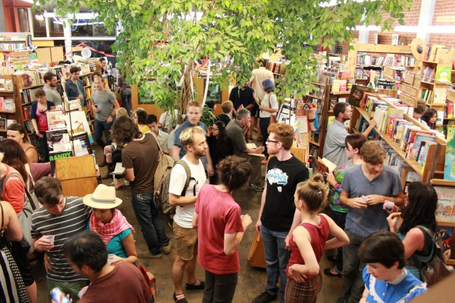 Midnight Launch Party for Haruki Murakmi's Latest Book Draws Crowds