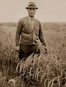Keisaburo Koda in the late 1930's. Photo courtesy of Koda Farms