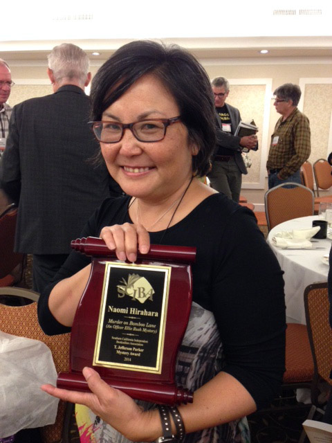 Author Naomi Hirahara Wins Mystery Award From Independent Booksellers