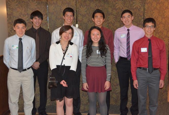 Twin Cities JACL Awards Nine Scholarships