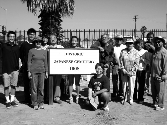 Ventura County JACL Pays Homage to Historic Japanese Cemetry