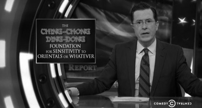 JACL responds to 'The Colbert Report' Controversy