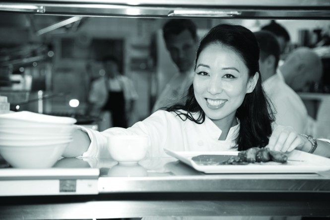 Jet-Setting with Chef Judy Joo