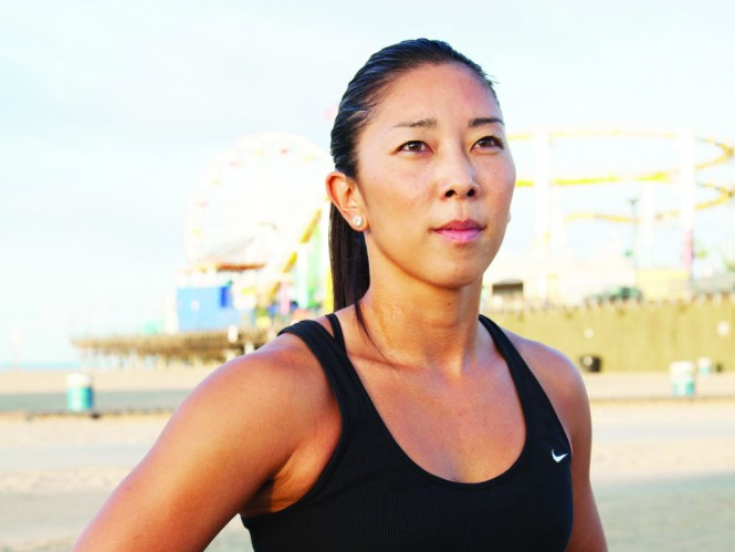 Natalie Nakase Paves Her Own Path On and Off the Court