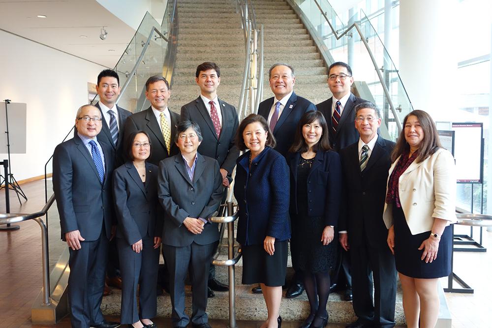 The 2017 JALD Delegation Travels to Japan
