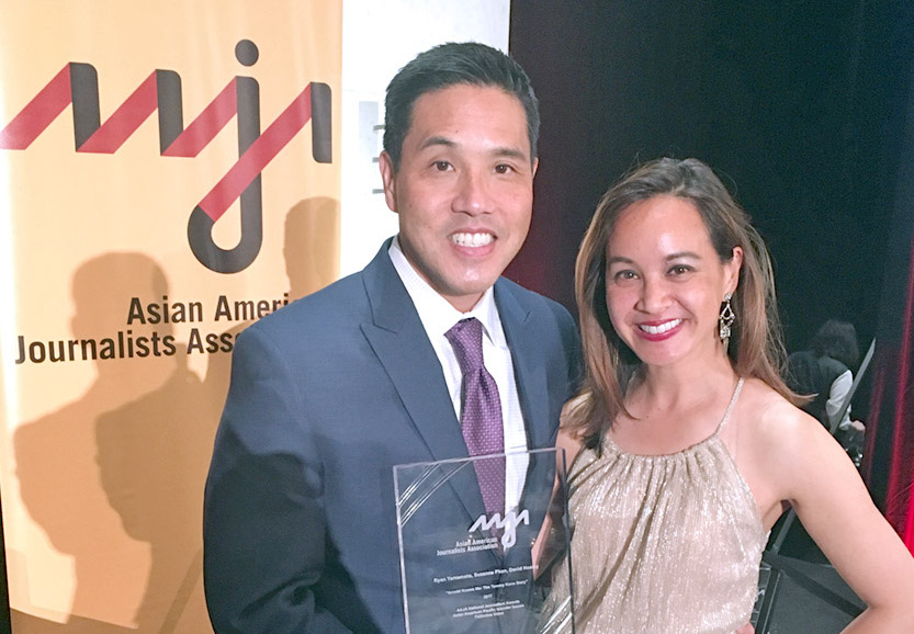 Two Seattle Broadcast Journalists Win AAJA National Award