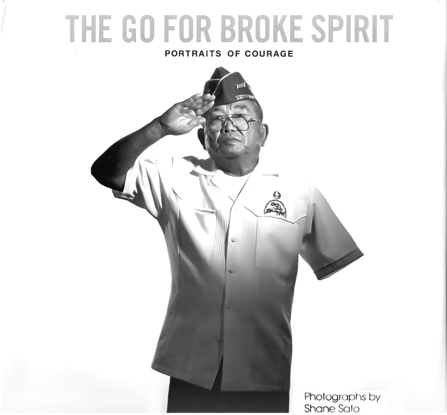 Shutterbug Sato Captures Vets' 'Go For Broke Spirit' in New Book