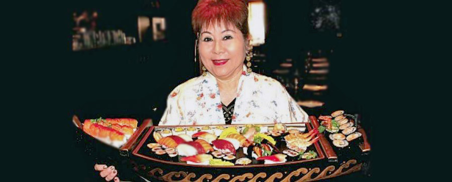 The 'Queen of Sushi'