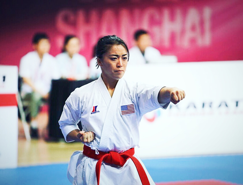 Olympics: Kokumai Is U.S. Karate's Best Hope to Not Leave Empty-Handed