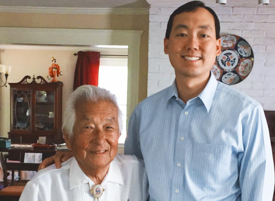 Novelist Andrew Lam, M.D., Puts Focus on 442 RCT