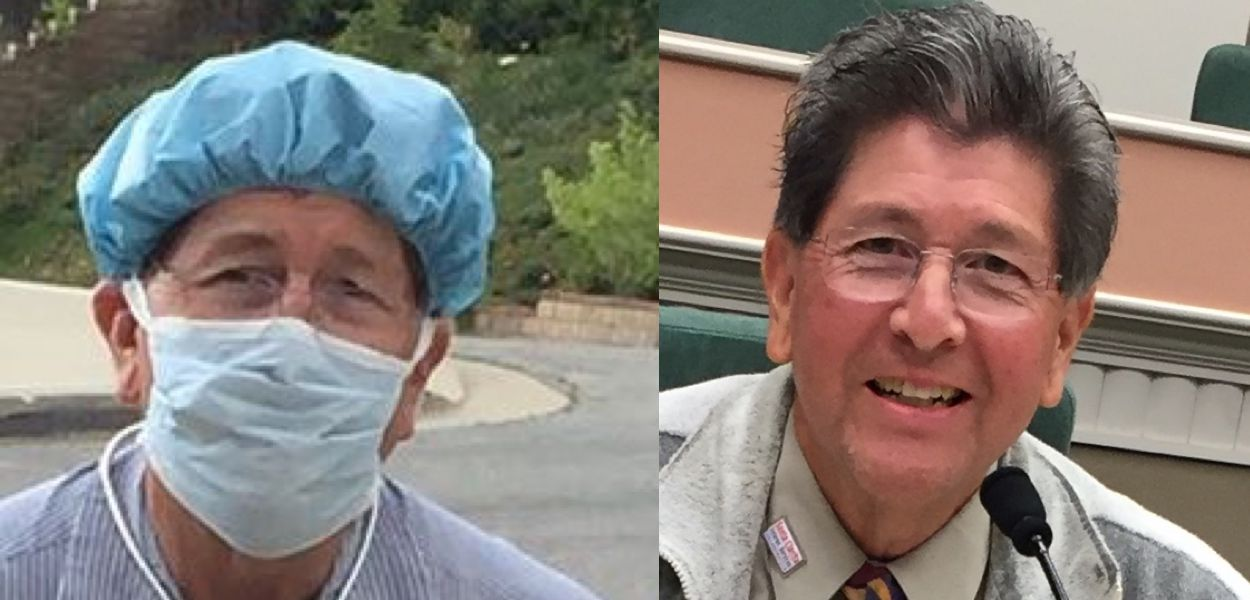 Patience & Patients: Who Was That Masked Man?