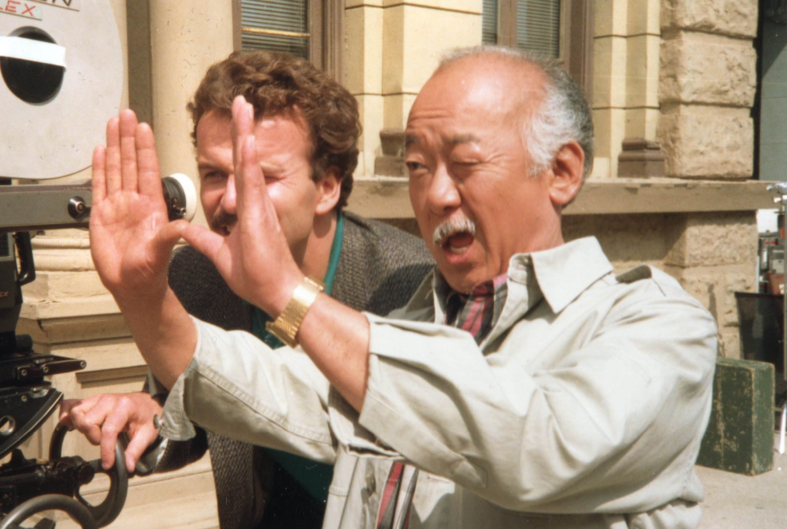 Documentary Tells Pat Morita's Triumphs, Tragedies